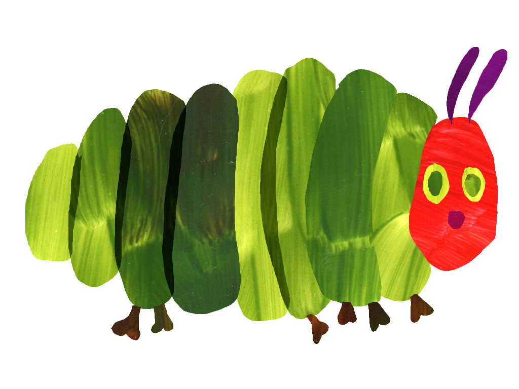 the very hungry caterpillar by eric carle pdf