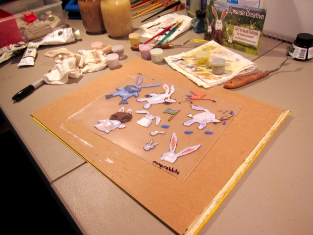 Book Painting!