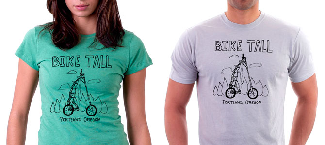 BIKE TALL Web Banner